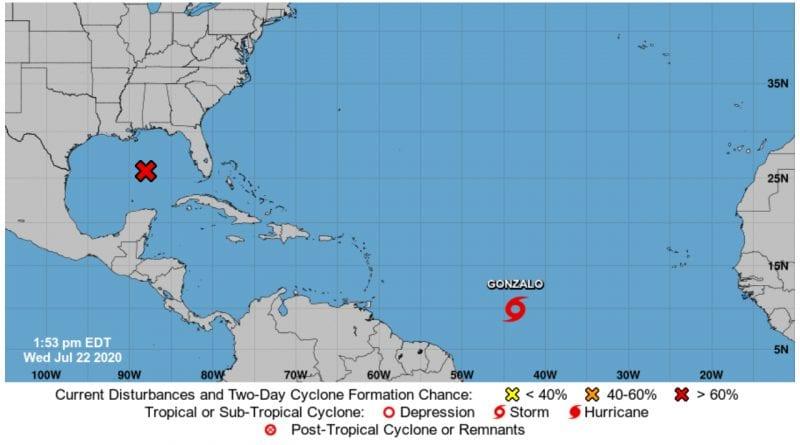 record tormentas Atlantico