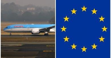 vuelo europeos varados Cuba