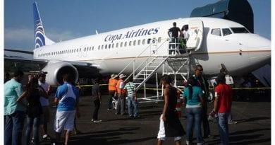 Copa Airlines vuelos comerciales