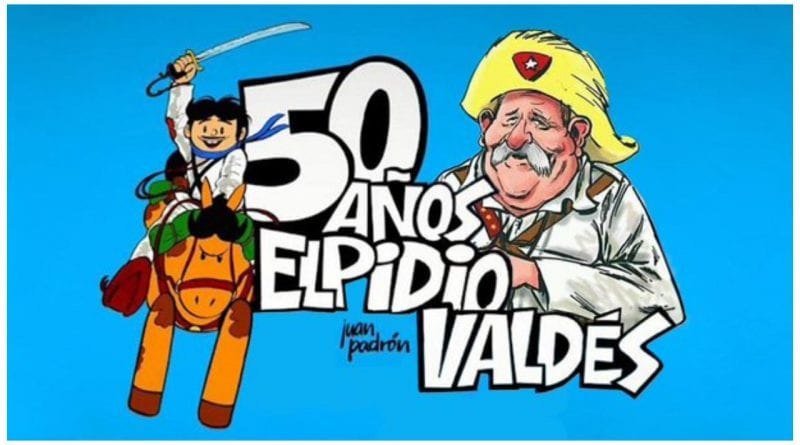 Elpidio Valdes 50 años