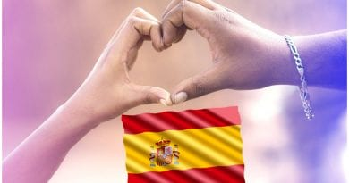 España parejas extranjeras españoles