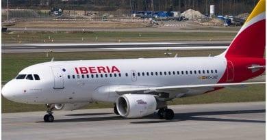 Iberia vuelos Cuba Madrid