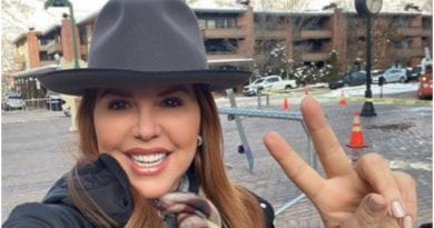 Maria Celeste cuenta despido