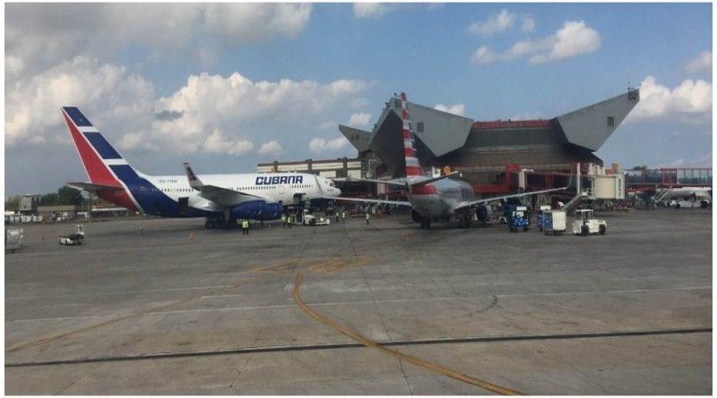 aeropuertos Cuba apertura vuelos