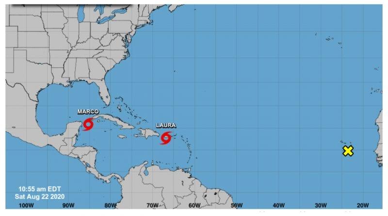 alerta Cuba tormenta Laura