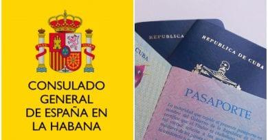 consulado España Habana visados