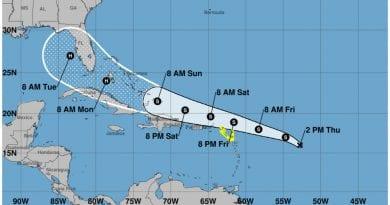 depresion tropical Atlantico Cuba