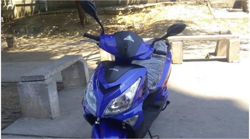 moto electrica certificado bateria