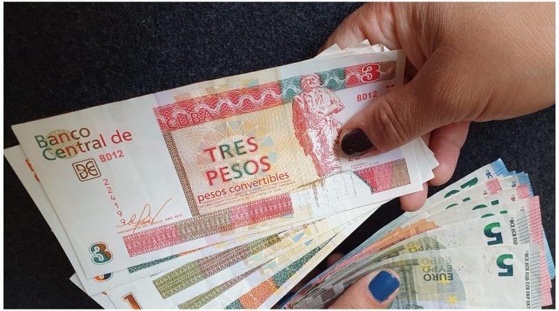 unificacion monetaria Cuba - foto