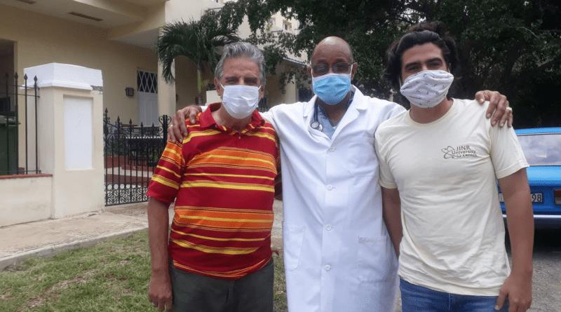 Dan el alta médica a José Rubiera tras infarto