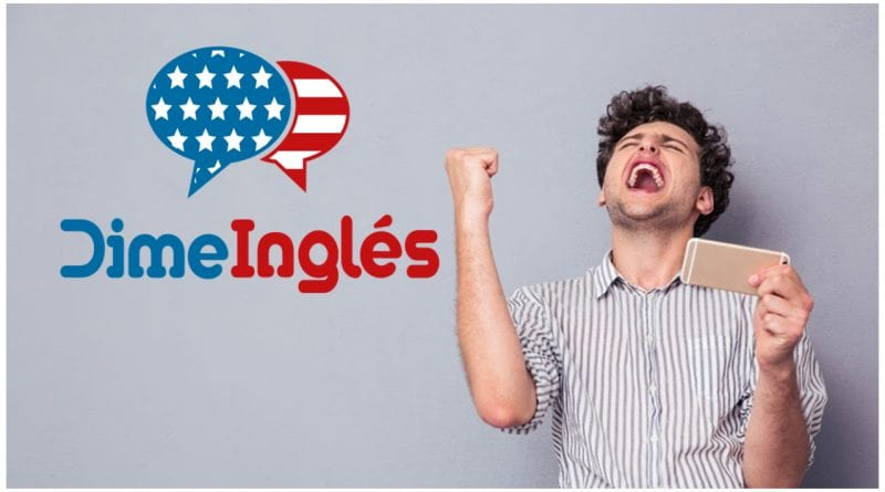 aplicacion DimeIngles mes gratis