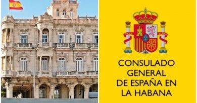 consulado España Habana tramites - foto