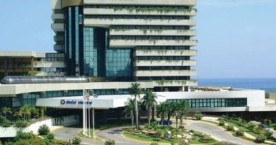 Cubano grave tras caer 6 pisos, dentro de un elevador, del hotel Meliá