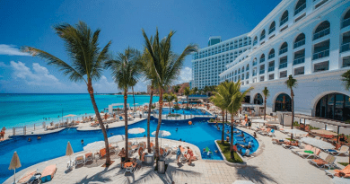 Hotel Riu en Cancún: para un máximo relax