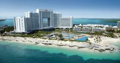 Hotel Riu Palace en Cancún: para parejas y familias