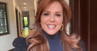 María Celesta Arrarás cumple 60 años más feliz que nunca