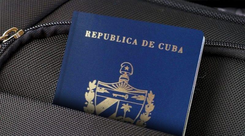¿Cómo renovar pasaporte cubano vencido durante la pandemia?