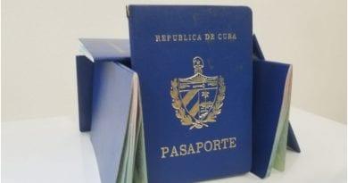 renovacion pasaporte cubano
