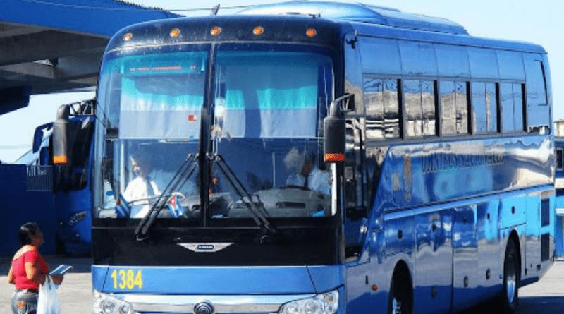 Suspenden transporte entre provincias hasta el 30 de semptiembre