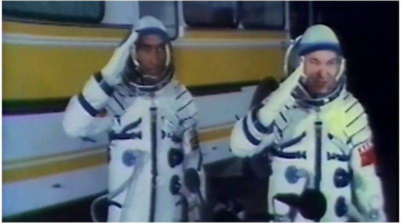 vuelo espacial Cuba URSS
