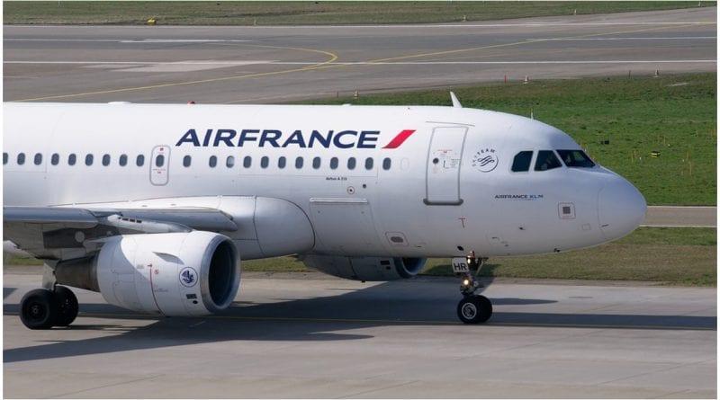 vuelos humanitarios Cuba Francia