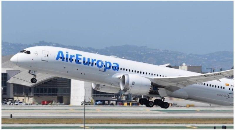 Air Europa vuelos Cuba