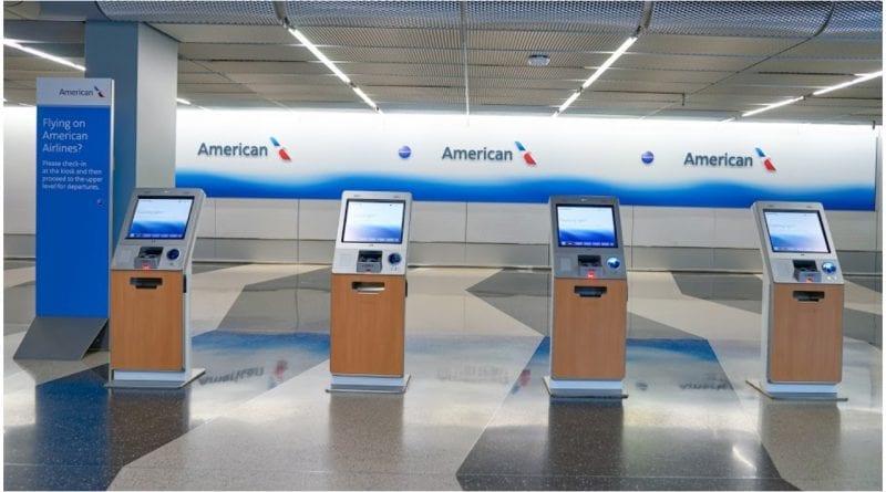 American Airlines Boeing 737