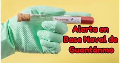 Base Naval Guantanamo Covid19