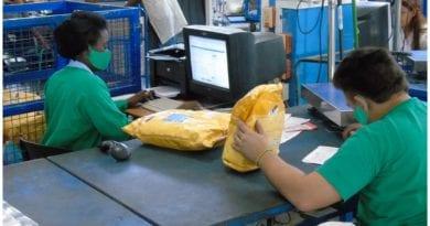 Correos Cuba vuelos carga