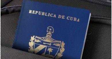 Cuba Fiji libre visado