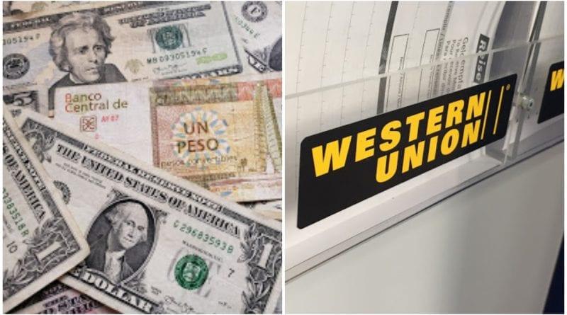 Fincimex Western Union remesas