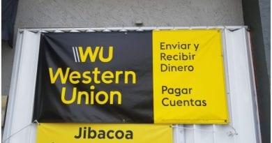 Western Union Cuba oficinas