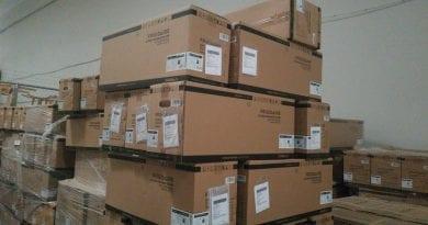 Aerovaradero reanuda despacho de carga no comercial en 4 provincias