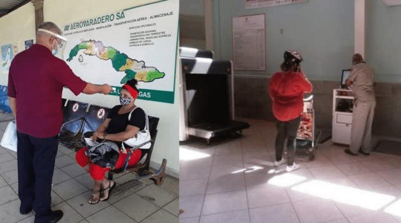 Aerovaradero aumenta su despacho en las Provincias