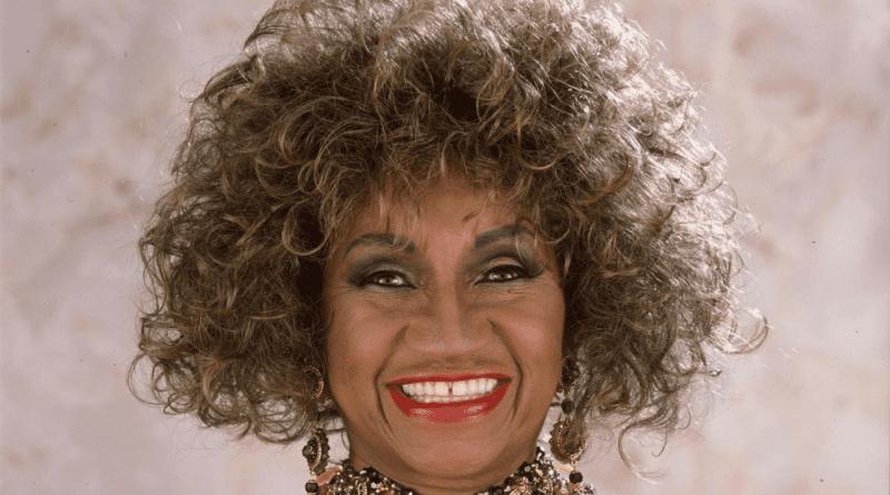 Celia Cruz 95 años