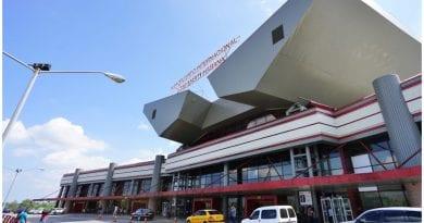 cierre aeropuerto Habana noviembre