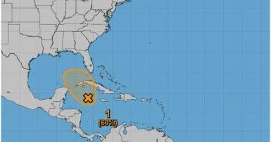 nueva depresion tropical Cuba