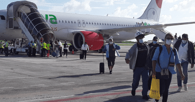 Protocolo de los aeropuertos cubanos para recibir viajeros internacionales