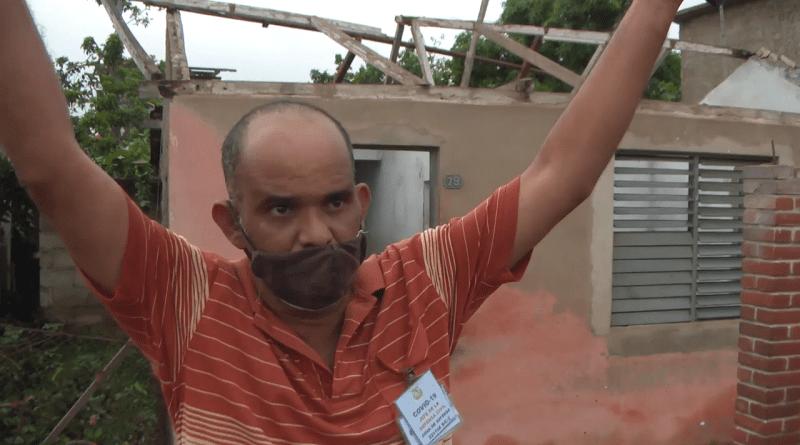 Fuerte tornado en Artemisa causa severos daños en San Cristóbal