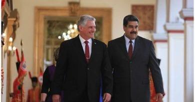 Cuba Venezuela elecciones Estados Unidos