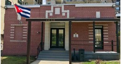 Embajada Cuba EEUU servicios