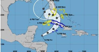 Eta tormenta tropical Cuba