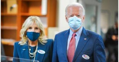 Jill Biden primera dama