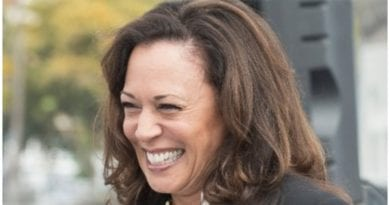 Kamala Harris vicepresidencia EEUU