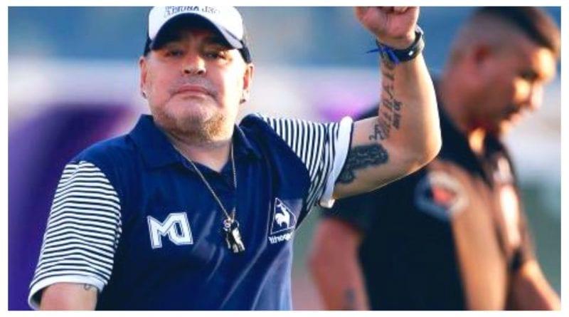 Maradona salud actual seguidores