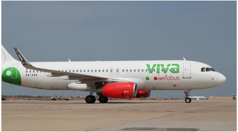 Viva Aerobus vuelos Cuba