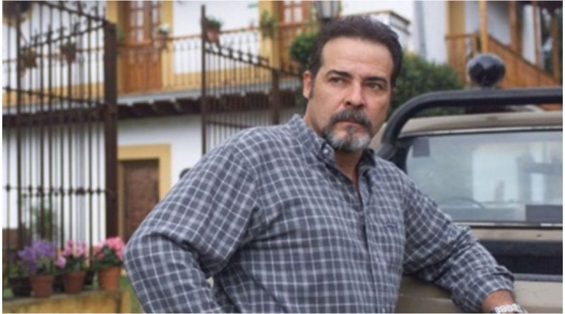 actor Cesar Evora