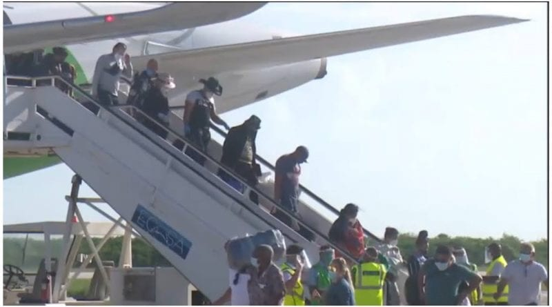 aeropuerto Habana apertura noviembre