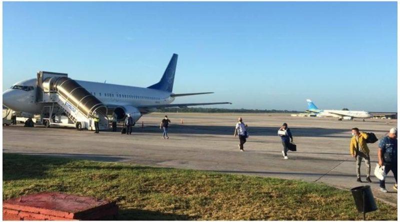 aeropuerto La Habana vuelos