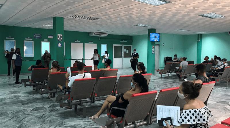 Aerovaradero reanuda el despacho de no comercial en la Habana